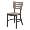 Telescope Avant Dining Chair Marine Grade Polymer with Aluminum Frame