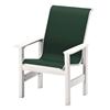 Telescope Leeward Arm Chair Fabric Sling