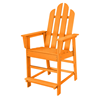 Polywood Long Island Counter Chair Recycled Plastic