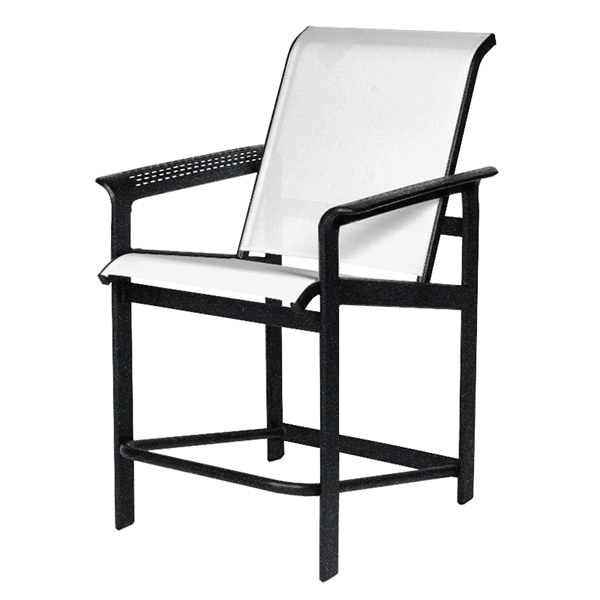 South Beach Sling Gathering Chair with Aluminum Frame - 20 lbs.