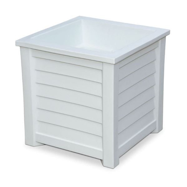 """Lakeland Square Commercial Planters - 16""""x16"""" or 20""""x20"""""""