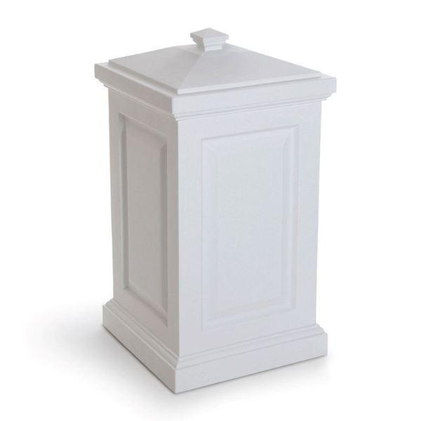 45-Gallon Berkshire Multipurpose Storage Bin with Removable Lid - 16.5 lbs.