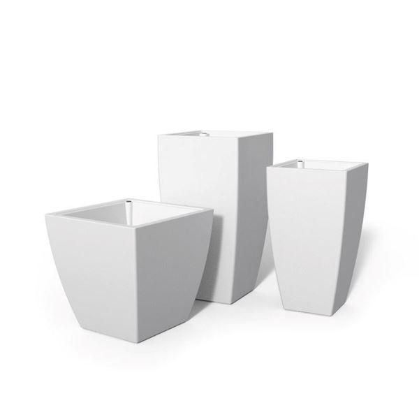 Kobi Pack Bundle of 3 Planters with Polyethylene Frames