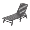 Polywood Nautical Chaise Lounges Recycled Plastic