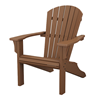 Polywood Shell Adirondack Chair