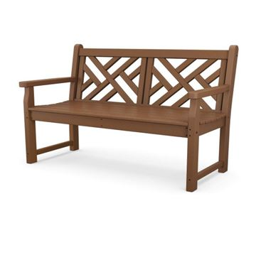 Polywood Chippendale 48 Inch Bench