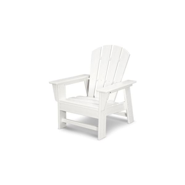 Polywood Kids Adirondack South Beach Dining Chair