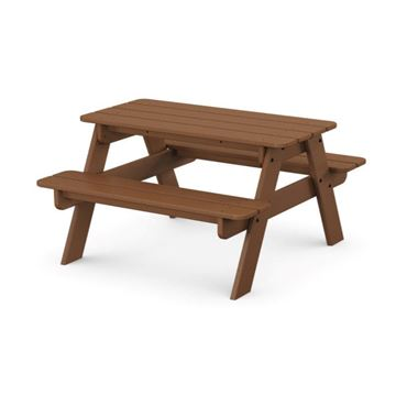 Polywood Kids Collection Picnic Table