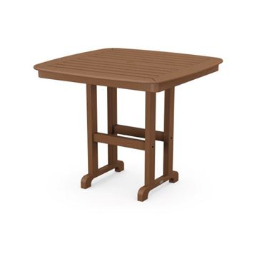 Polywood Nautical Style Counter Height Table