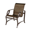 Eclipse Sling Dining Arm Chair