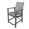 Sienna Balcony Chair Fabric Sling with Marine Grade Polymer Frame