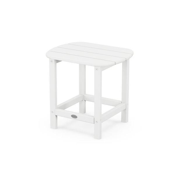 Polywood SB Side Table White