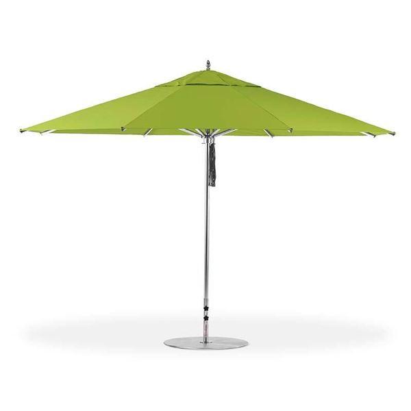 13 ft. Octagonal Premium Center Post Umbrella with Marine Grade Fabric
