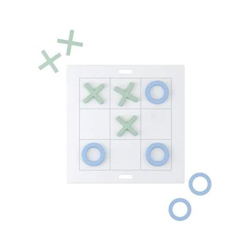 Checkers Tic Tac Toe Outdoor Game