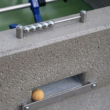 Concrete Foosball Outdoor Game