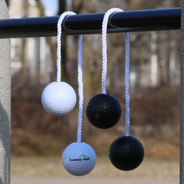 Bolas For Ladder Toss Outdoor Game