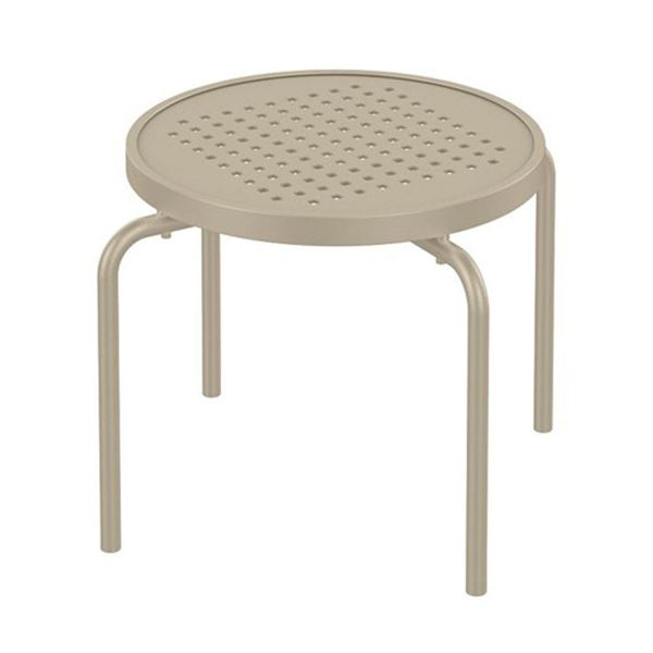 """20"""" Round Boulevard Stackable Tea Table"""