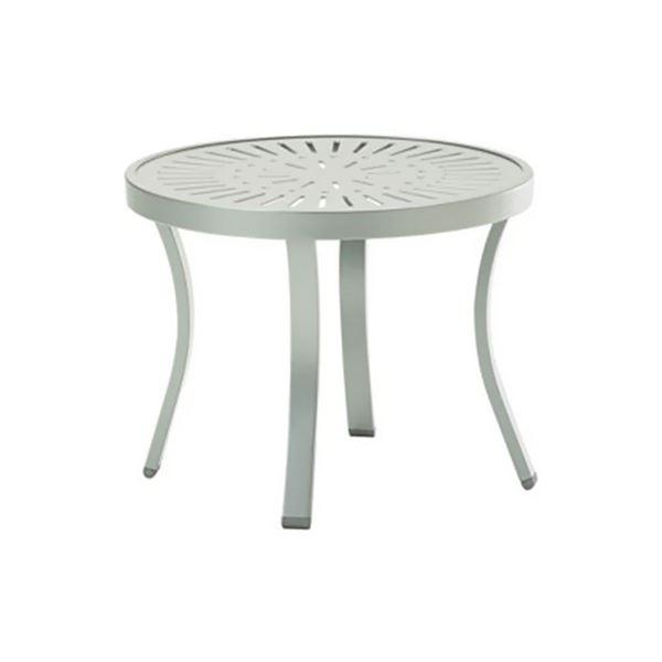 """20"""" Round La'Stratta Side Table"""