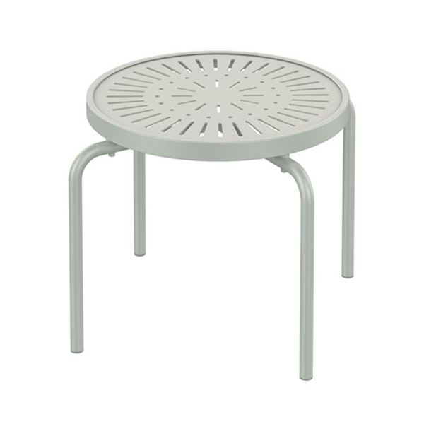 """20"""" Round La'Stratta Stacking Side Table"""