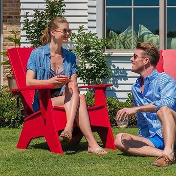 Mainstay Adirondack High-Density Polyethylene Chair