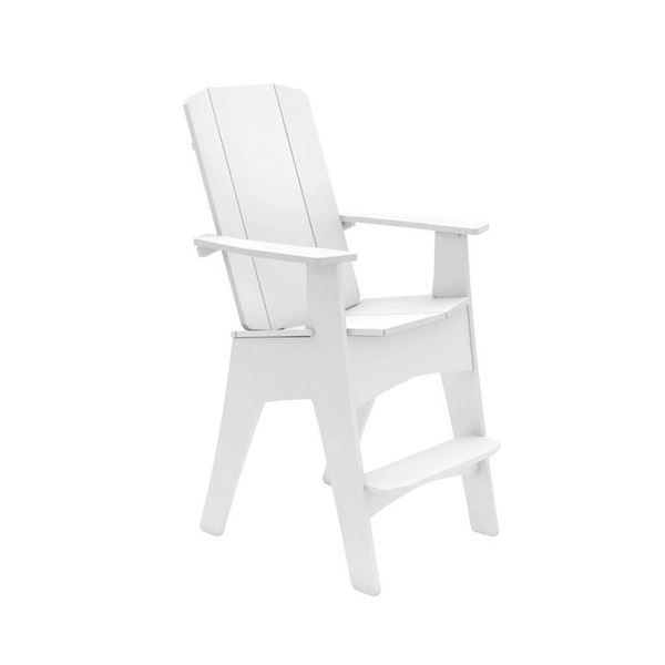 Mainstay Adirondack High-Density Polyethylene Tall Chair