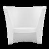 Ledge Lounger Affinity Polyethylene Chair