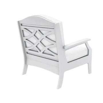 Club Chair Front